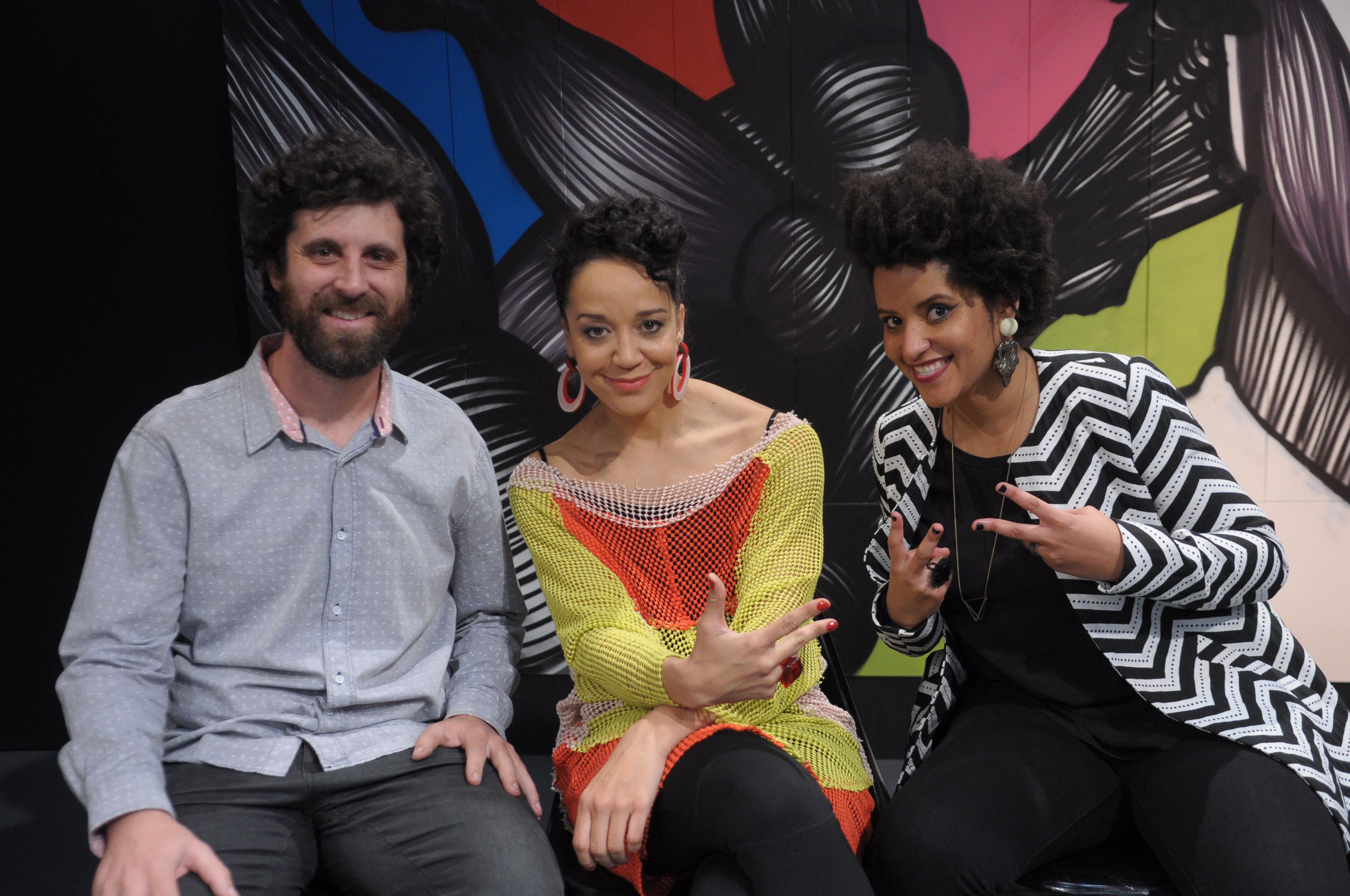 O programa apresentado por Roberta Estrela D'Alva vai ao ar no sábado (6/8), às 19h, na TV Cultura