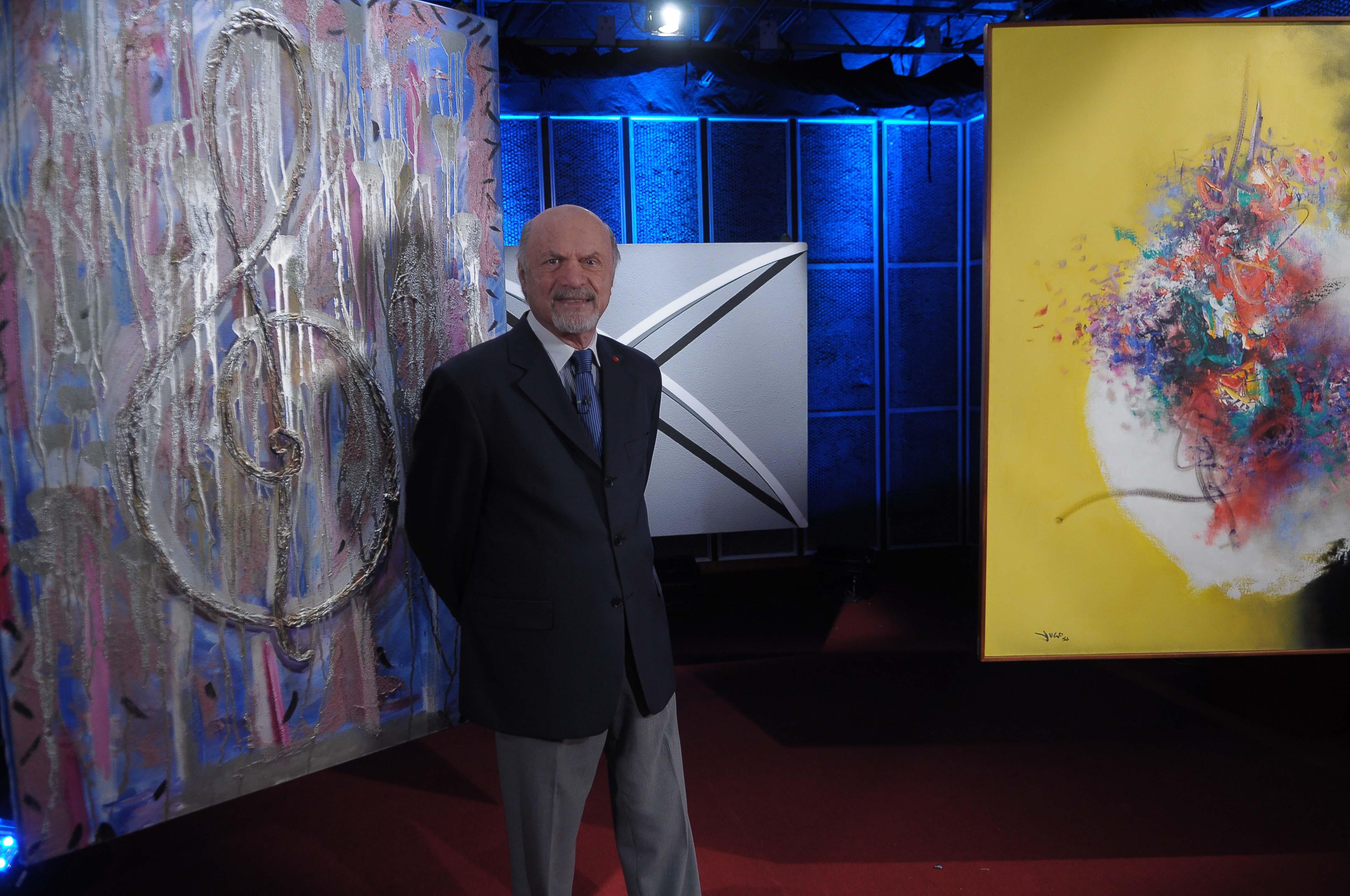 Programa da TV Cultura, comandado pelo maestro Júlio Medaglia, vai ao ar neste domingo (21/08)