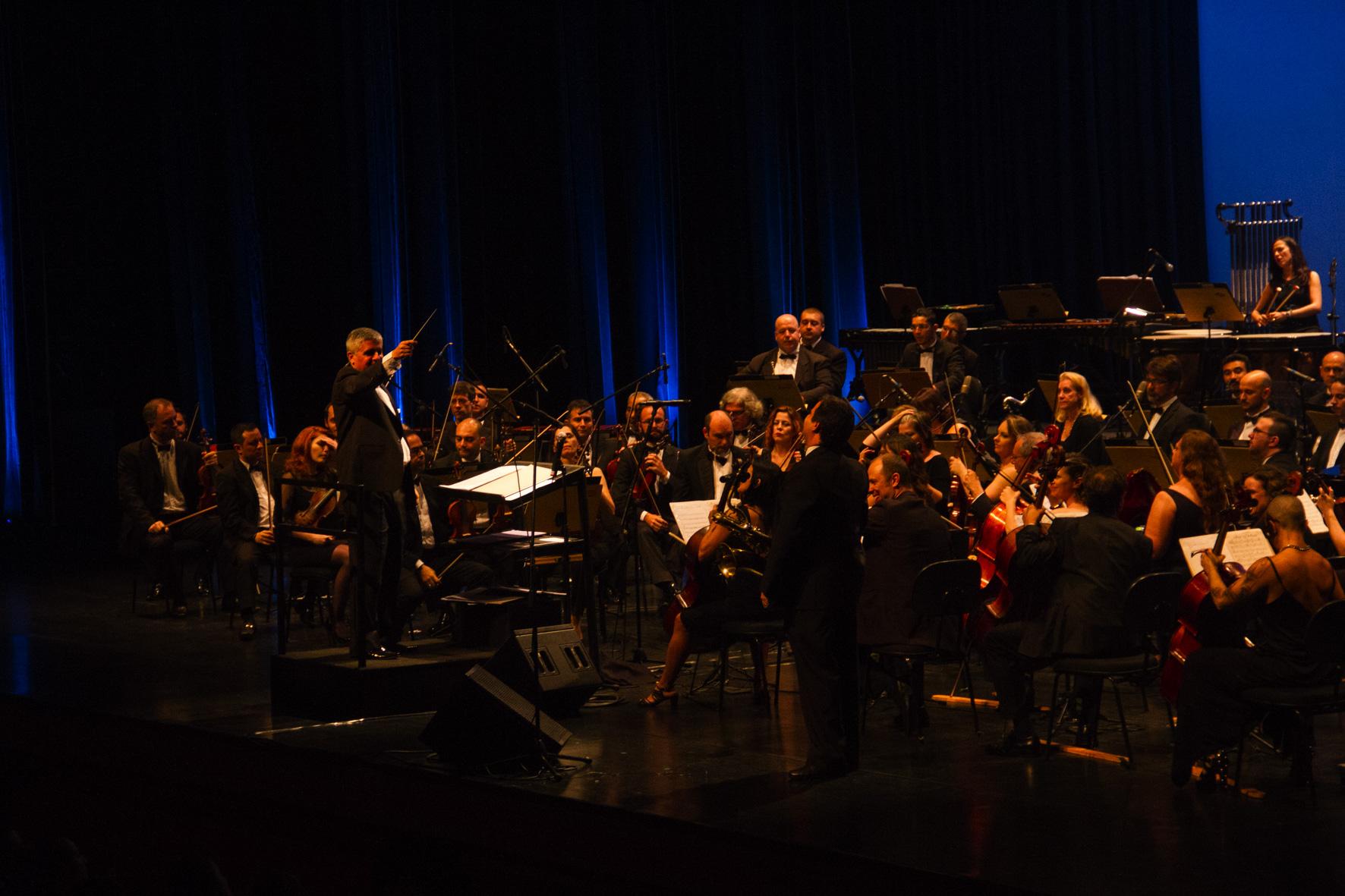 TV Cultura exibe gravação exclusiva do concerto que comemorou o aniversário da orquestra. Neste sábado (5/3), às 21h30